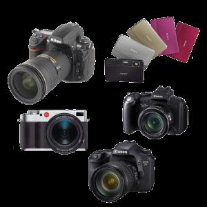 Conserto de Câmeras Digitais