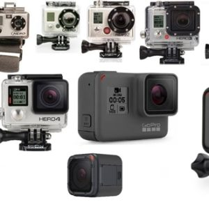 Conserto de Câmeras GoPro na Zona Norte